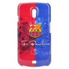 Protective Football/Soccer Club Back Cover Case for Samsung Nexus i9250 - Barcelona