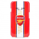 Protective Football/Soccer Club Back Cover Case for Samsung Nexus i9250 - Arsenal