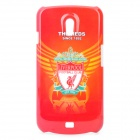 Protective Football/Soccer Club Back Cover Case for Samsung Nexus i9250 - Liverpool