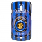 Protective Football/Soccer Club Back Cover Case for Samsung Nexus i9250 - Inter Milan