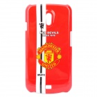 Protective Football/Soccer Club Back Cover Case for Samsung Nexus i9250 - Manchester United
