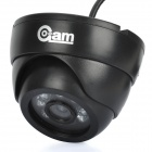 IP-403 300KP CMOS Surveillance Security IP Network Camera with 8-LED IR Night Vision - Black