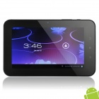 "7"" Capacitive Screen Android 4.0 Tablet w/ WiFi / External 3G / Camera - Black (A10 1.4GHz / 4GB)"