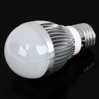 E27 3W 6000K 240-Lumen 15-5730 SMD LED White Light Bulb (AC 220V)