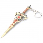 World of Warcraft WOW Zinc Alloy Weapon - Sword of Evil