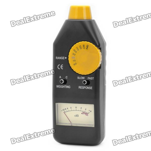 Portable Noise Meter / Sound Level Meter (60~120dB)