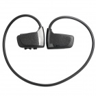 Fashion Sporty USB MP3 Player - Black (2GB)