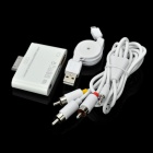 Camera Connection Kit + Card Reader + HDMI Adapter for iPad 2 / iPhone 4 / 4S - White