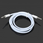 3.5mm M-M Audio Jack Connection Cable for iPhone 4 / iPad 2 (90cm-Length)