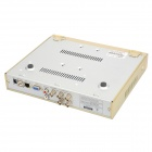 Embedded Linux 4-Channel H.264 Network Digital Video Recorder w/ Remote Controller - Champagne