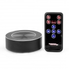 USB Rechargeable Resonance Speaker w/ FM / TF - Black