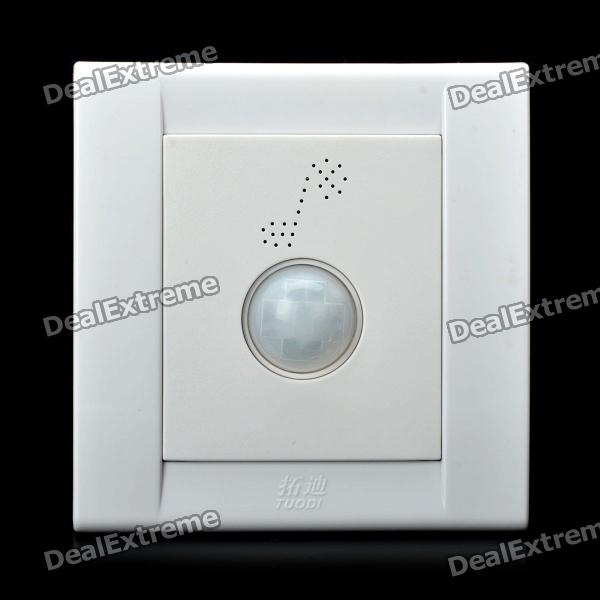 Intelligent PIR Infrared Motion Sensor Switch (200~250V)