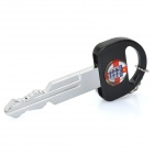 Cool Car Key Style Keychain + Ballpoint Pen with England National Soccer Team Logo