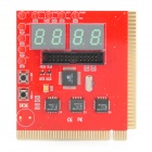 4-Digit Display PCI / ISA Desktop PC Mother Board Debug Post Card