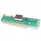 Double-Sided 2-Digit Display PCI Analyzer Tester Diagnostic Post Card