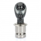 Stylish Spider Man Car Cigarette Lighter - Black (DC 12V)