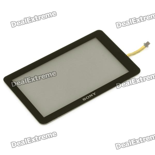 Genuine Replacement 3 Touch Screen for Sony DSC-T99 / T99C / T110 genuine sony hc90e replacement 3 0 120kp lcd touch screen without backlight