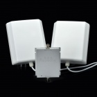DCS Cell Phone Mobile Phone Signal Repeater Booster Amplifier - Silver