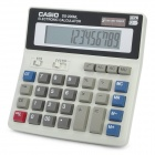 Casio DS-200ML Solar Powered 4.2&quot; LCD 12-Digit Calculator