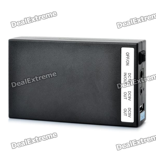 15000mAh External Rechargeable Lithium Polymer Battery (DC 12.6V) sony cp s15 s 15000 mah