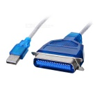 USB to IEEE1284 Printer Connection Cable (150cm-Length)