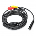 Etanche AV-Out 6-LED lumineux Serpent Endoscope Camera (5M de longueur)