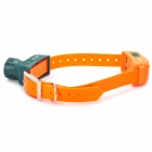 "1.4"" LCD Hunting Bark-Control Pet Training Collar with Remote Controller - Orange"