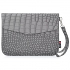 "Crocodile Grain Pattern Protective PU Leather Case for Samsung 7300 / 7310 & 8"" Tablet - Gray"