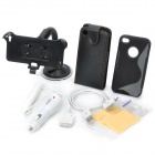 8-in-1 Protection Kit for iPhone 4 / 4S