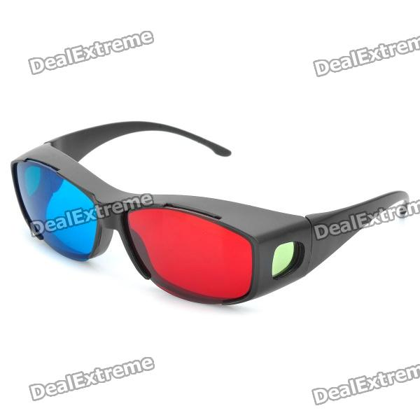 pc-frame-acrylic-lens-anaglyphic-blue-red-3d-glasses