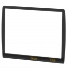 Professional Optical Glass Camera LCD Protector Cover for Nikon D3S
