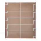 Si Painel Solar Cell (4.5V 5mA)