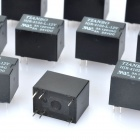 DIY Power Relay for Communication Security - Black (10-Piece Pack)