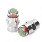 Tire Pressure Realtime Warning Air Valve Indicators (2-Pack)