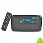 TENGYUAN TY-823 1080P Android 2.2 Network Media Player w/ 2 x USB / SD / HDMI / LAN / CVBS (2GB)