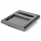 AC / USB Powered 2-in-1 Cellphone / Battery Charging Cradle Dock Station for Samsung i9250 - Black
