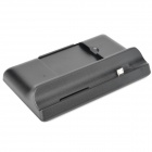 USB Powered 2-in-1 Battery / Cellphone Charging Dock Station for HTC G21 - Black