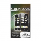 Protective Screen Protector Front & Back Guards with Cleaning Cloth for iPhone 4 / 4S