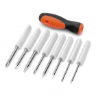 PICASSO PS-A006 6-in-1 Detachable Screwdriver Tools Kit
