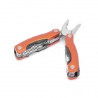 PICASSO PS-B005 9-in-1 Multi-Tool Pliers - Orange