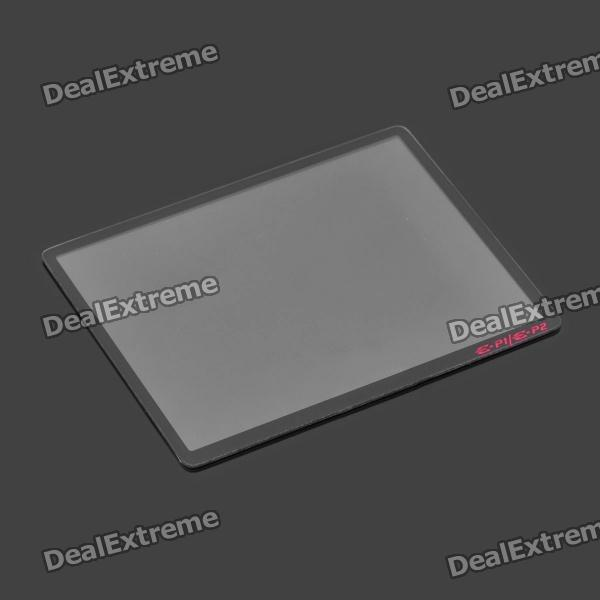 Professional Optical Glass Camera LCD Screen Protector Cover for Olympus EPL1 / EP2