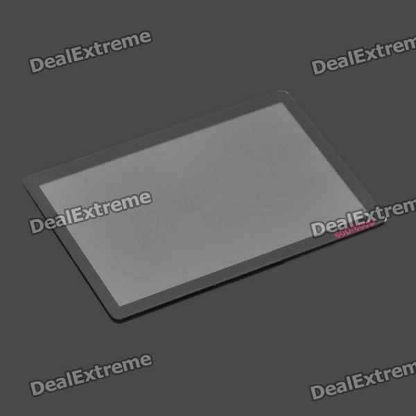 Professional Optical Glass Camera LCD Screen Protector Cover for Canon 60D / 600D