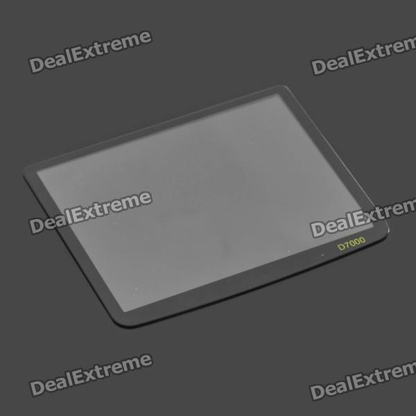 Professional Optical Glass Camera LCD Screen Protector Cover for Nikon D7000