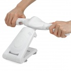 Plastic Motorboat Controller for Wii - White