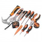 PICASSO PS-G003 12-in-1 Voltage Tester + Screwdriver + Pliers + Wrench + Hammer Tools Kit