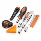 PICASSO PS-K001 24-in-1 Screwdriver + Knife + Tape + Leveler Tools Kit