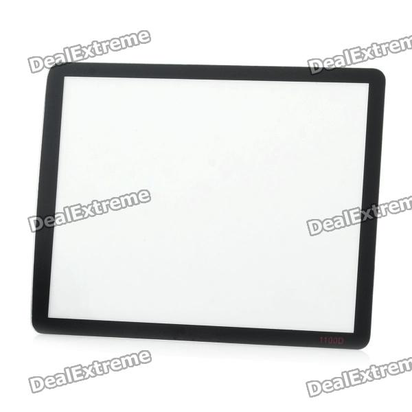 Professional Optical Glass Camera LCD Screen Protector Cover for Canon 1100D