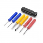 PICASSO PS-A008 7-in-1 Detachable Screwdriver Tools Kit
