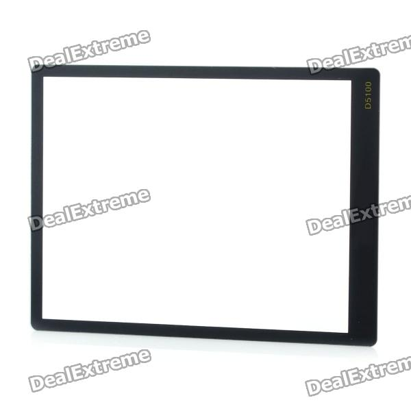 Professional Optical Glass Camera LCD Screen Protector Cover for Nikon D5100