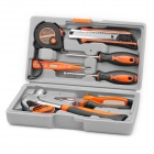 PICASSO PS-G002 9-in-1 Hammer + Screwdrivers + Voltage Tester + Knife + Tape + Pliers Tools Kit